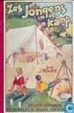 Books - Nowee, Jan - Zes jongens in een kamp