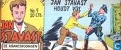 Strips - Jan Stavast - Jan Stavast houdt vol