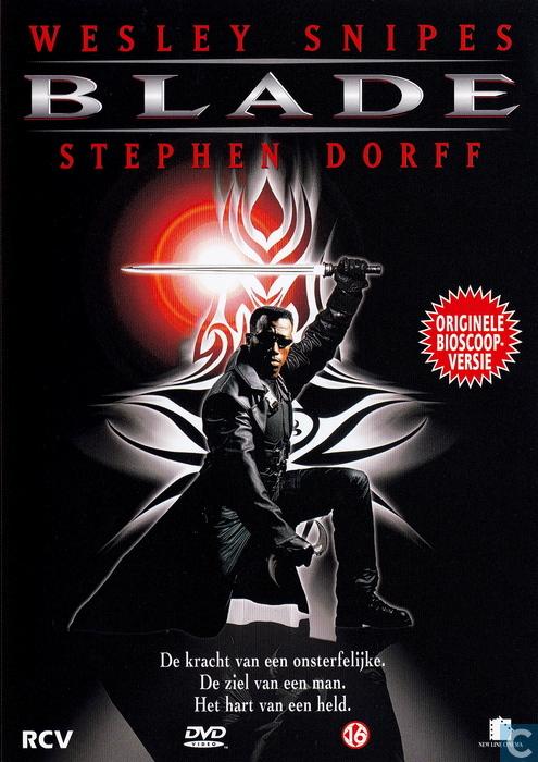 blade - dvd