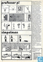 Bandes dessinées - Stripschrift (tijdschrift) - Stripschrift 99