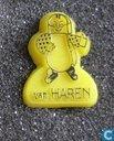 Van Haren [zwart op geel]