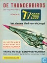 Comic Books - Agent 21 - Thunderbirds extra