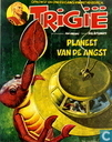 Comic Books - Trigan Empire, The - Planeet van de angst