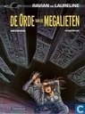 Strips - Ravian en Laureline - De orde van de Megalieten