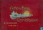 Exposition Universelles 1900 - 50 photogravures de ND Phot