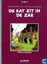 Strips - Chick Bill - De kat zit in de zak