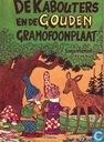 De kabouters en de gouden gramofoonplaat