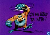 """Les Monstres 4 """"Ca va être ta fête"""""""