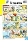 Strips - Suske en Wiske weekblad (tijdschrift) - 2000 nummer  16