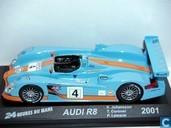 Audi R8 (Dallara)