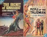 Books - Brackett, Leigh - People of the Talisman + The Secret of Sinharat