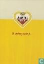 """B000952 - Amstel bier """"Ik verlang naar je..."""""""