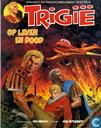 Comic Books - Trigan Empire, The - Op leven en dood