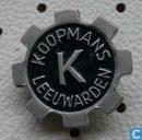 Koopmans Leeuwarden (roue dentée)