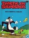 Bandes dessinées - Tweety en Sylvester - Een mistig dagje