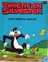 Strips - Tweety en Sylvester - Een mistig dagje