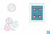 Stamp Exhibition NABA