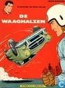 Comic Books - Michel Vaillant - De waaghalzen