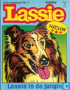 Bandes dessinées - Lassie - Lassie in de jungle