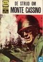 Comics - Strijd om Monte Cassino, De - De strijd om Monte Cassino
