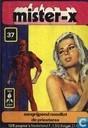 Strips - Mister-X [Tulpstrip] - Aangrijpend noodlot + De priesteres
