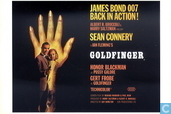 EO 00723 - Bond Classic Posters - Goldfinger (hand)