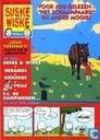 Bandes dessinées - Suske en Wiske weekblad (tijdschrift) - 2000 nummer  11
