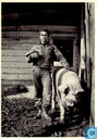 James Dean Fairmount, Indiana, 1954, FN0570-125