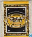 Summer Fruits  Lemon flavour