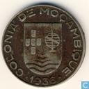 Mozambique 1 escudo 1936