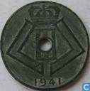 België 10 centimes 1941 (FRA-NLD)