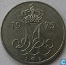 Denmark 10 øre 1975