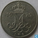 Danemark 10 øre 1975