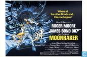 EO 00734 - Bond Classic Posters - Moonraker