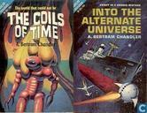 Boeken - Chandler, A. Bertram - The Coils of Time + Into the Alternate Universe