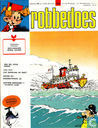 Comic Books - Robbedoes (magazine) - Robbedoes 1840