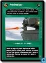 Probe Droid Laser