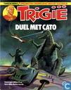 Strips - Trigië, Opkomst en ondergang van het Keizerrijk - Duel met Cato