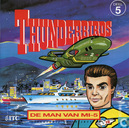 Books - Thunderbirds - De man van MI-5