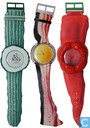 Swatch Vegetable Set  -