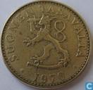 Finlande 50 penniä 1970