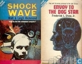 Boeken - Shaw, Frederick L. - Shock Wave + Envoy to the Dog Star