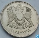 Syrie 50 piastres 1974