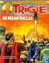 Comic Books - Trigan Empire, The - De maan Gallas