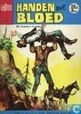 Bandes dessinées - Lasso - Handen met bloed