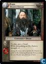 Farin, Dwarven Emissary