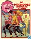 Drie meisjes in de pop