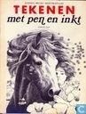 Tekenen met pen en inkt