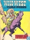 Comic Books - Wild West Tornado - De strijdbijl opgegraven