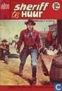 Bandes dessinées - Lasso - Sheriff te huur